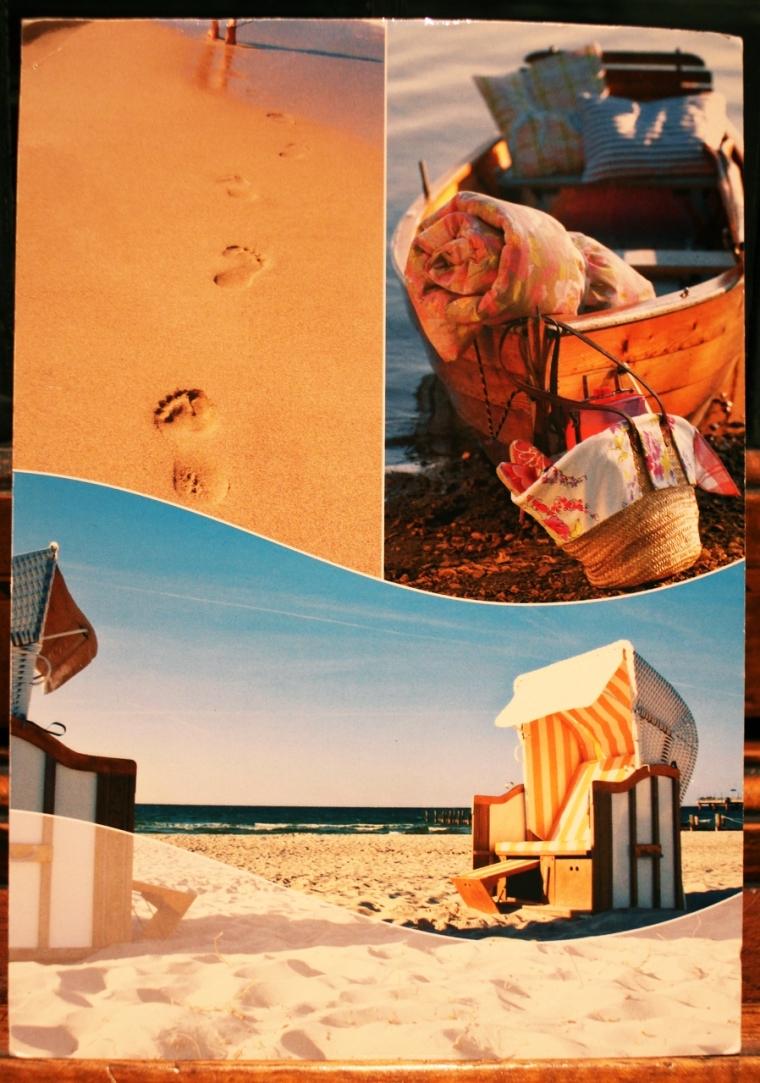 Postkarte aus Kiel